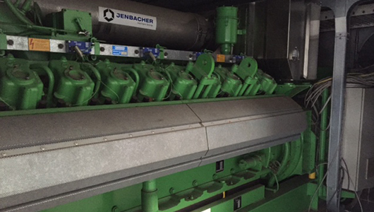 JENBACHER J420 GSA 02 BRAND NEW ZERO HOURS